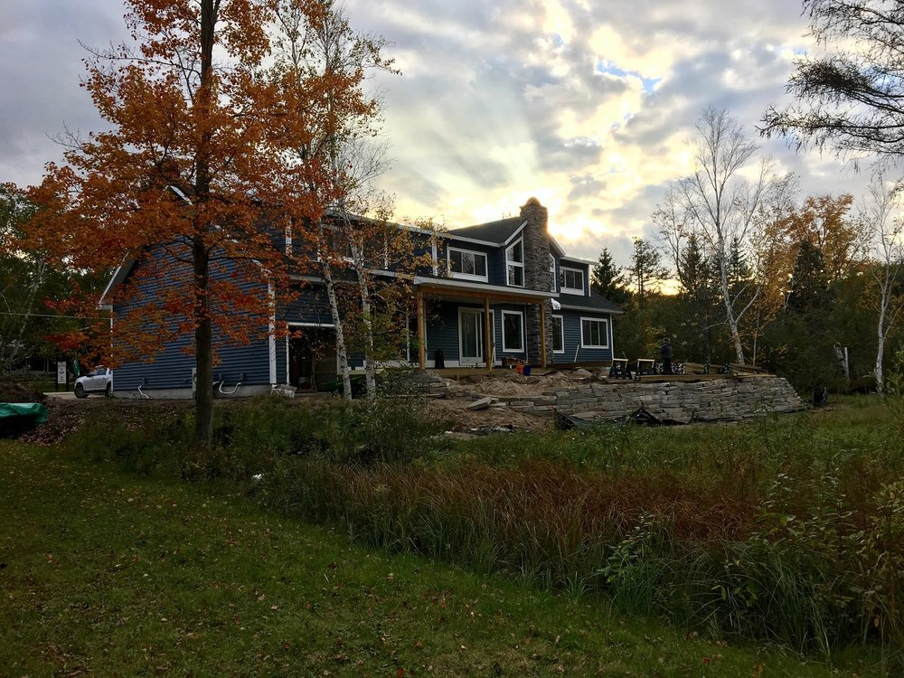 Completed Homes - Little Traverse Lake Residence 3