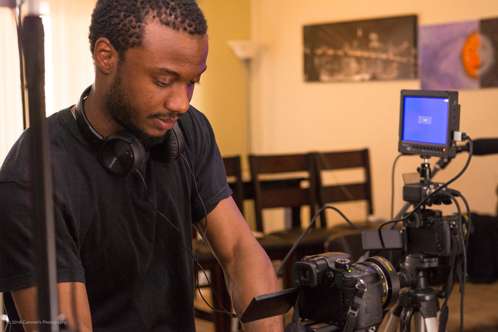 Partner, Director of Photography, Editor-Quentin J. Hammonds at N.Y.I Productions LLC and QHFILMS