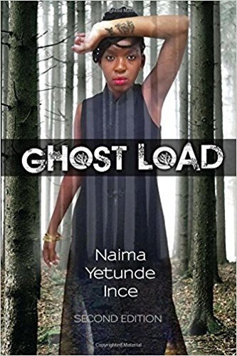 Ghost Load-A collection of poetry! Available for purchase here and the book does come autographed.
