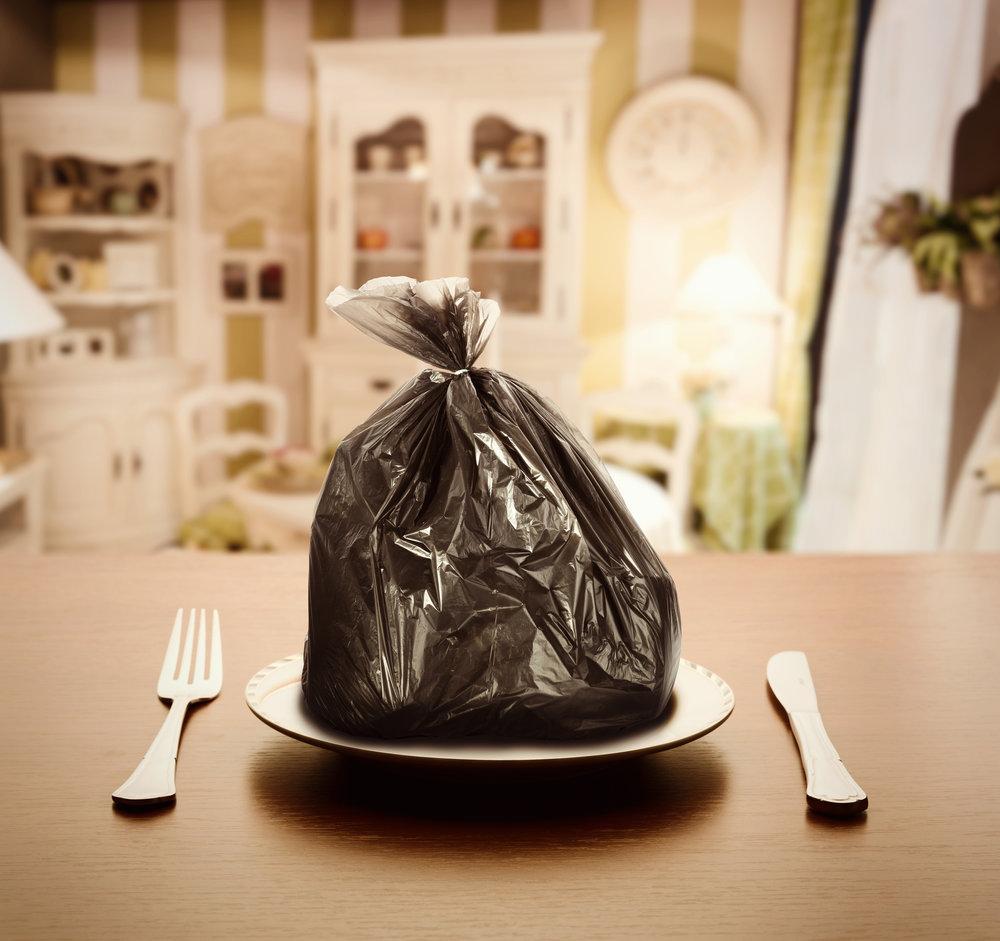 REDUCING FOOD WASTAGE -