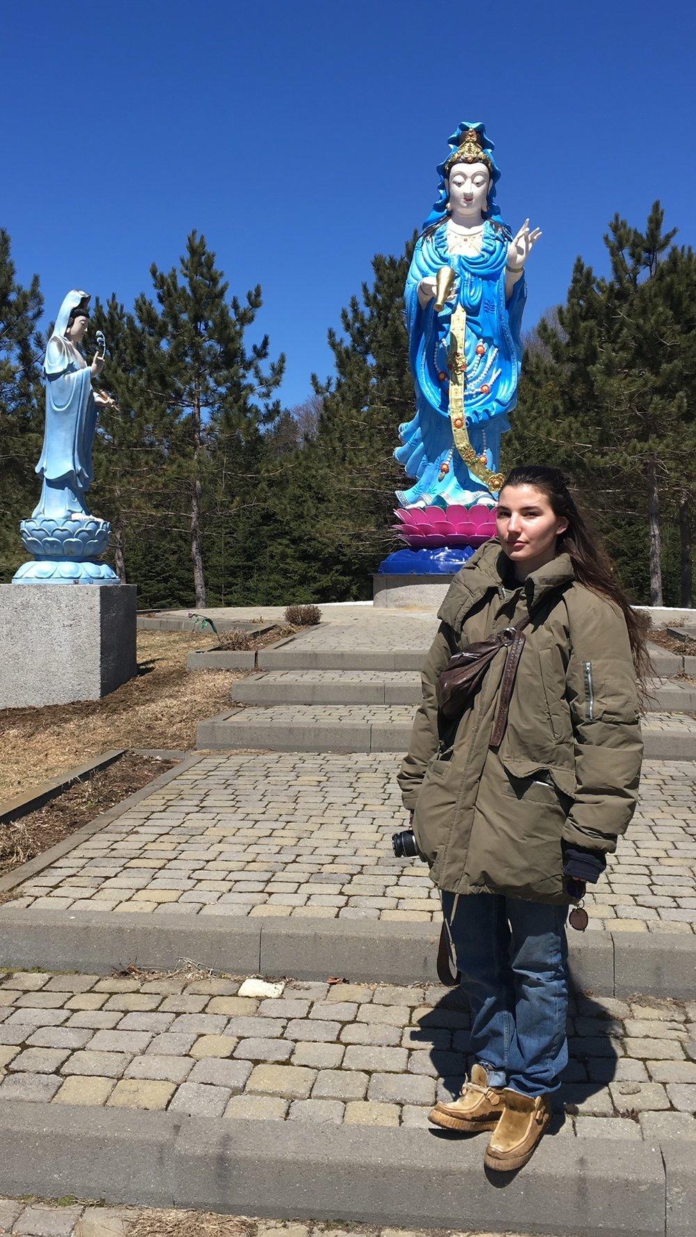 / - Visiting the Tam Bao Son Monastery