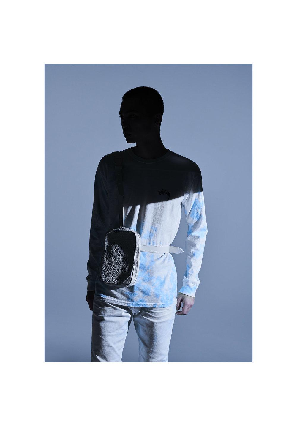 1 Jacket - 6876 2. Top - Stussy (Mr Porter) Bag - Louis Vuitton Jeans - John Elliot (Mr Porter)