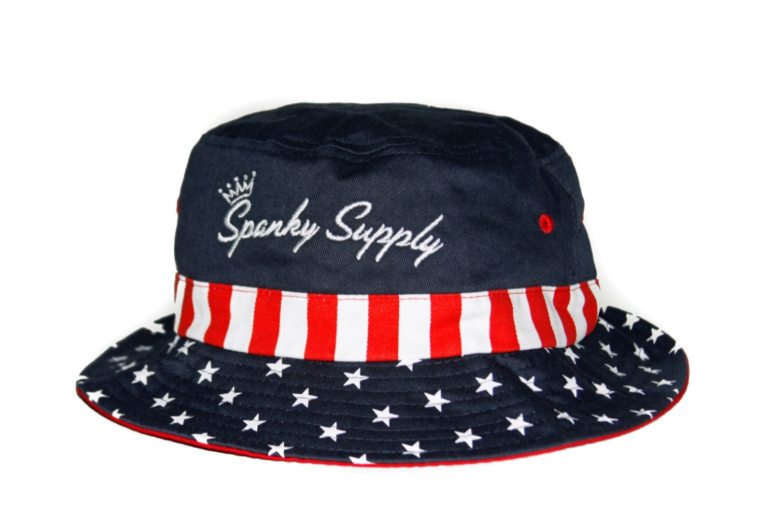 USA Bucket Hat — Spanky Supply 30b4f657951