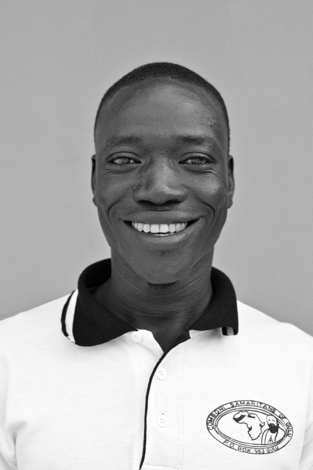 Omony Geoffrey  Program Director & Program Cordinator