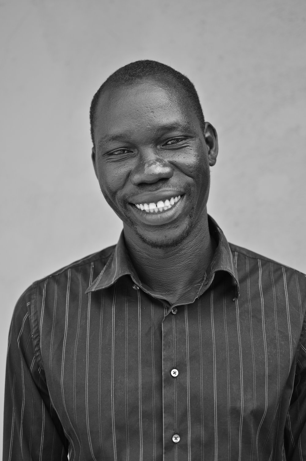 Chua Collins Kisembo Councellor & Monitoring and evaluation officer