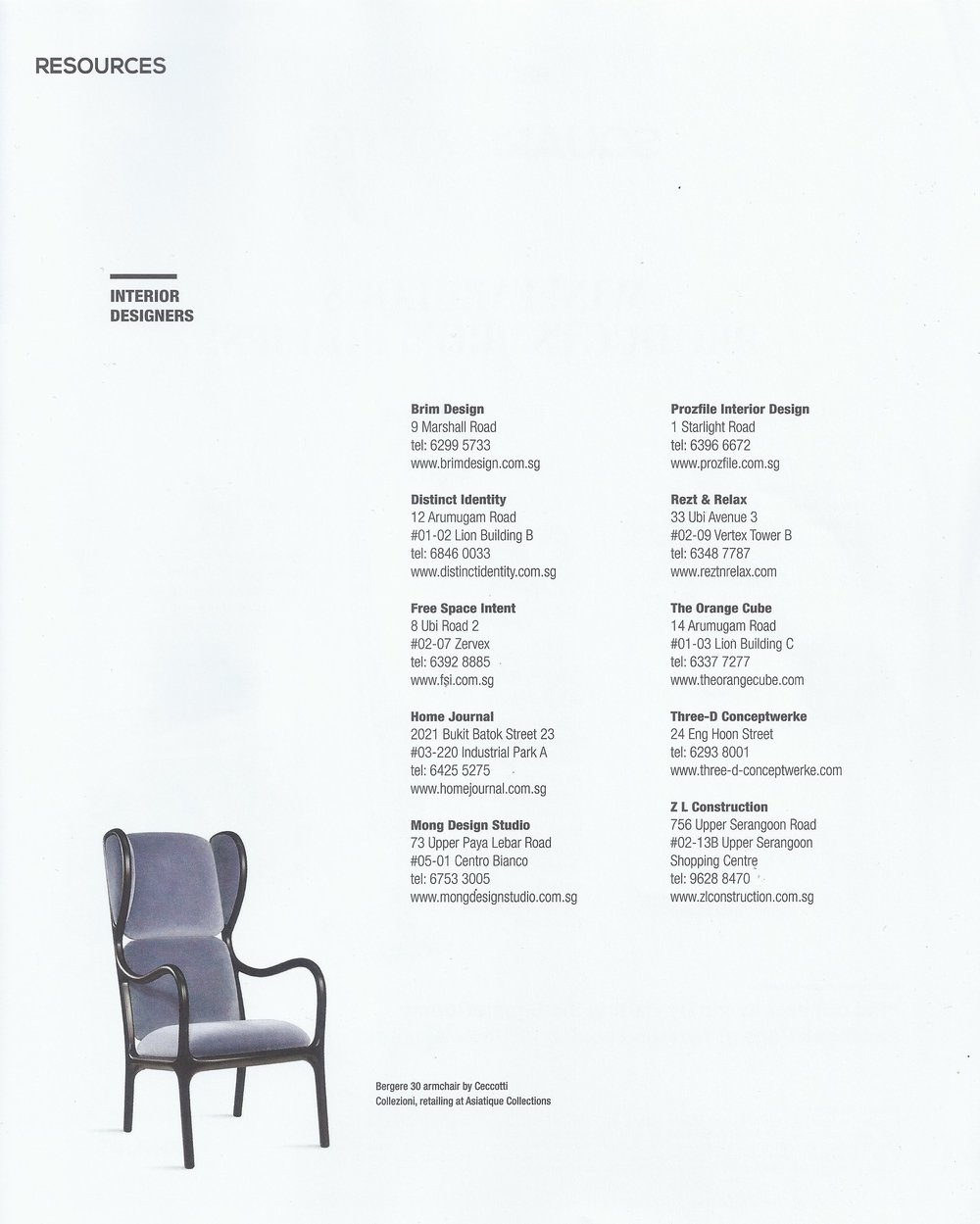 Squarerooms Magazine, January 2016