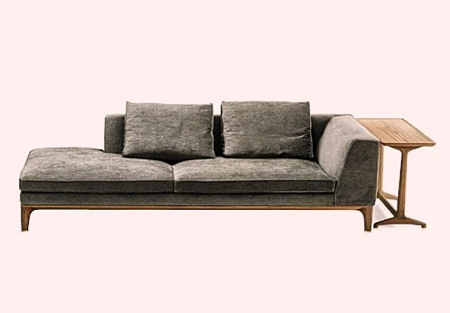 The DON GIOVANNI sofa with console table 🌟 #AsiatiqueCollections