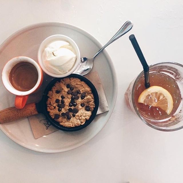 We love pancakes so much that we even have a Pancake Cookie on our menu. 📷 Photo Credits: @ayunurhani