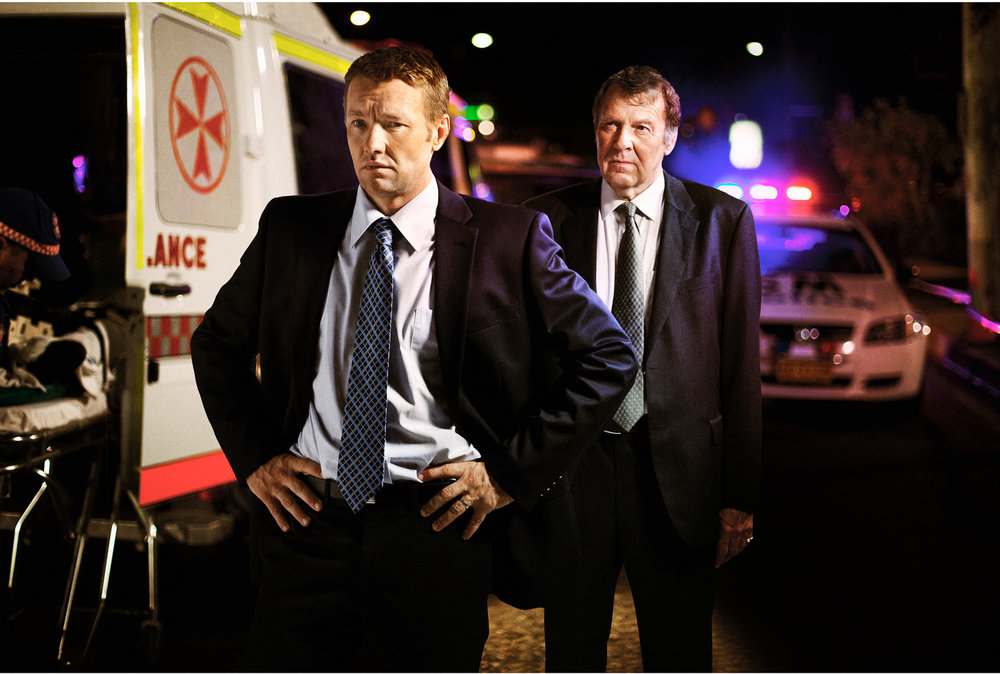Joel Edgerton & Tom Wilkinson  Felony