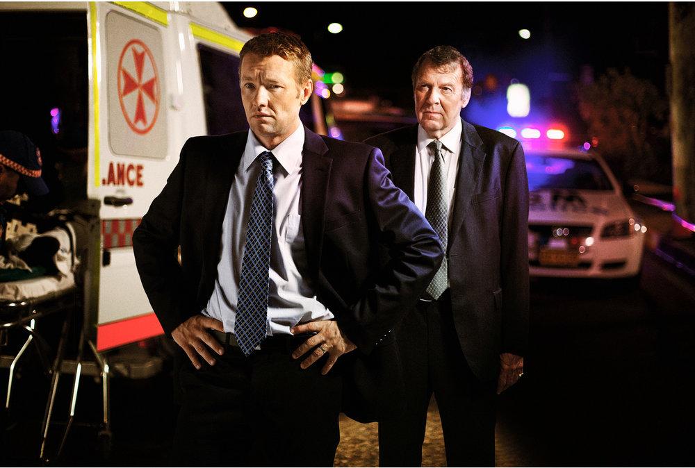 Joel Edgerton & Tom Wilkinson  Felony