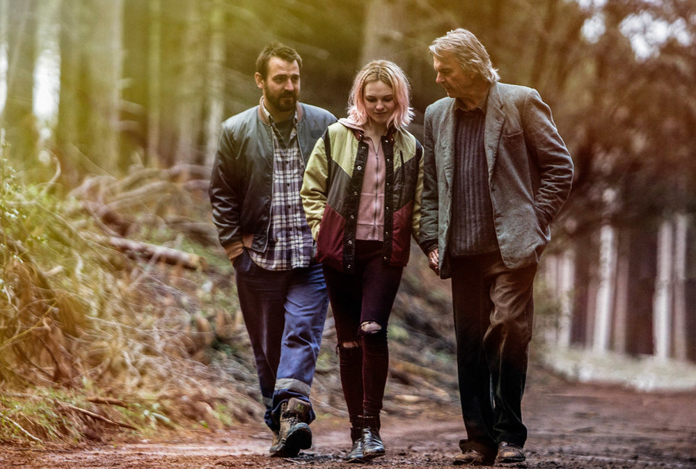 Ewen Leslie, Odessa Young &Sam Neill  The Daughter