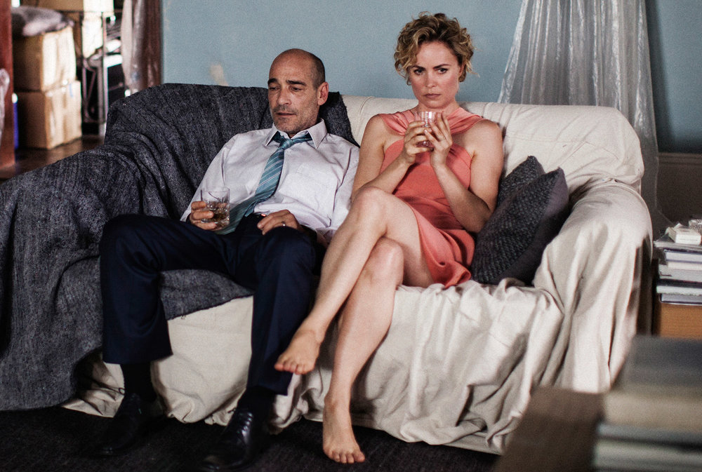 Jean-Marc Barr & Radha Mitchell   Whoever Was Using This Bed