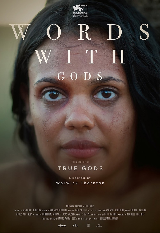 Miranda Tapsell  True Gods