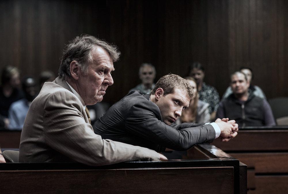 Tom Wilkinson &Jai Courtn  Felony