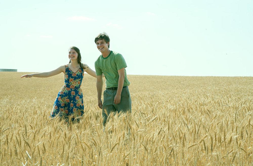 Mia Wiakowski & Xavier Samuels  September
