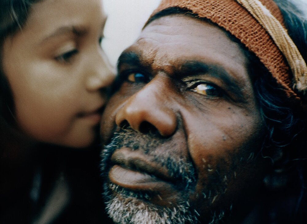 Katayla Williams & David Gulpilil