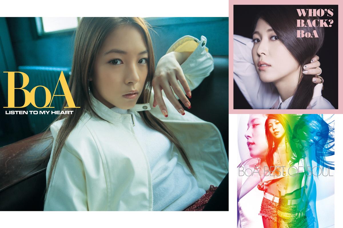 BoA(ボア)の人気曲&定番曲まとめ! 懐かしい作品も含めた15曲を特集