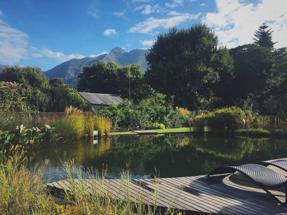 The magical Hideaway, out in Swellendam did not dissapoint.