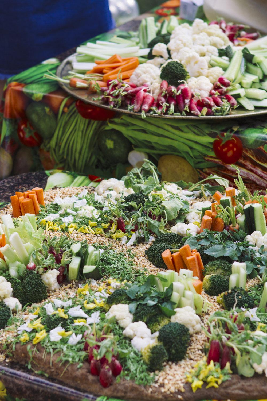 Garden Feast by Jamie Hazeel