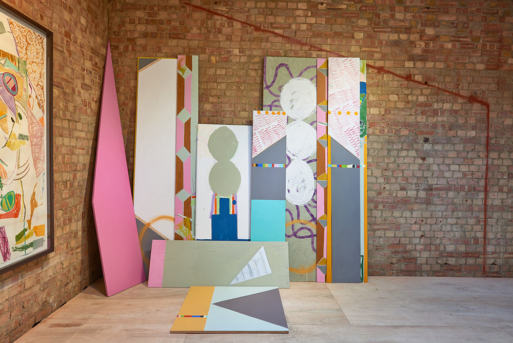 Flat Room Flat Pack 2016, Jonathan McCree