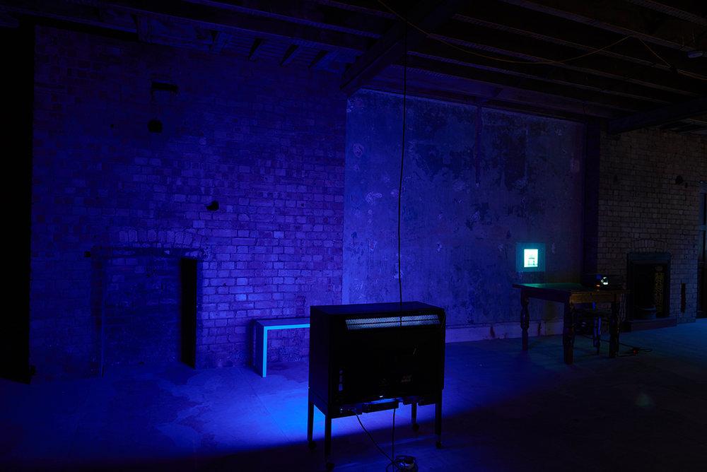 Colour blast  2016, Adam Barker-Mill