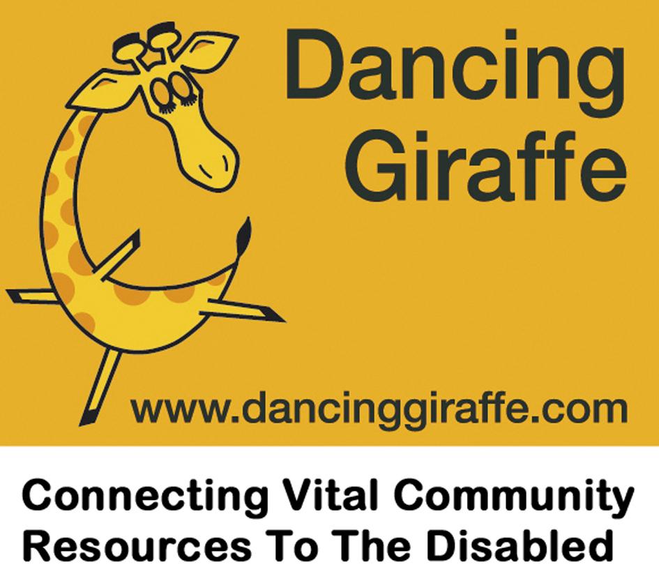 dancing giraffe