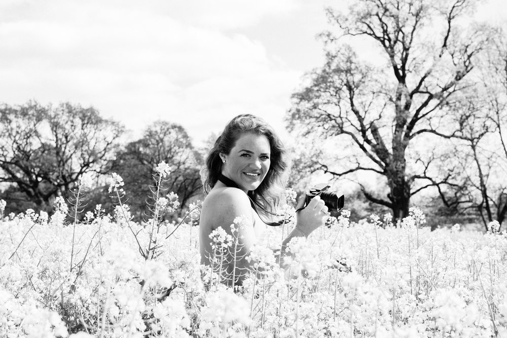 Photographer Amelia Allen