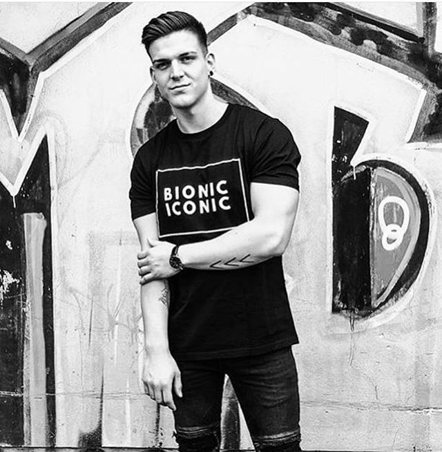 Bionicpeople: Bonn, Germany Featuring: @dominik_detrois  T Shirt: Organic cotton, ethically and sustainably made. Free worldwide delivery. Use the size guide on site for your perfect fit.  Order at: www.bioniciconic.com
