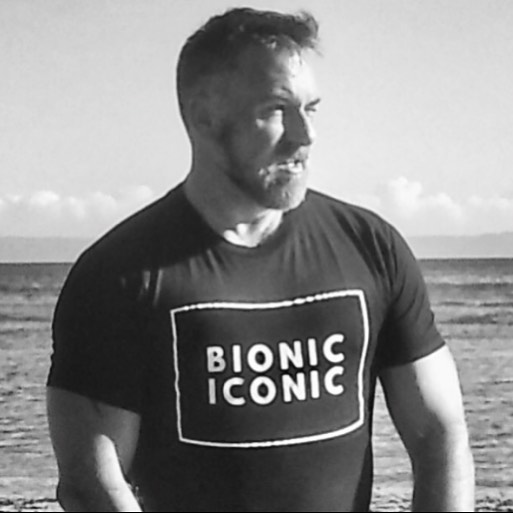 Bionicpeople: Costa Rica  Featuring: @over40notdead from Washington DC.  T Shirt: Organic cotton, ethically and sustainably made. Free worldwide delivery. Use the size guide on site for your perfect fit.  Order by 15 Nov at: www.bioniciconic.com