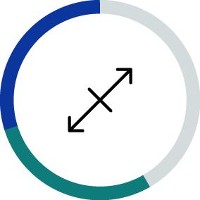 Increase Capacity Icon