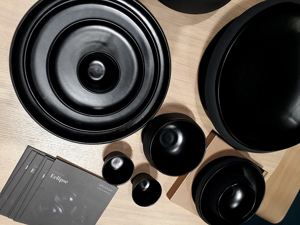 VAIDAVA CERAMICS  Sustainable Latvian tableware brand making everlasting tableware from natural Latvian red clay