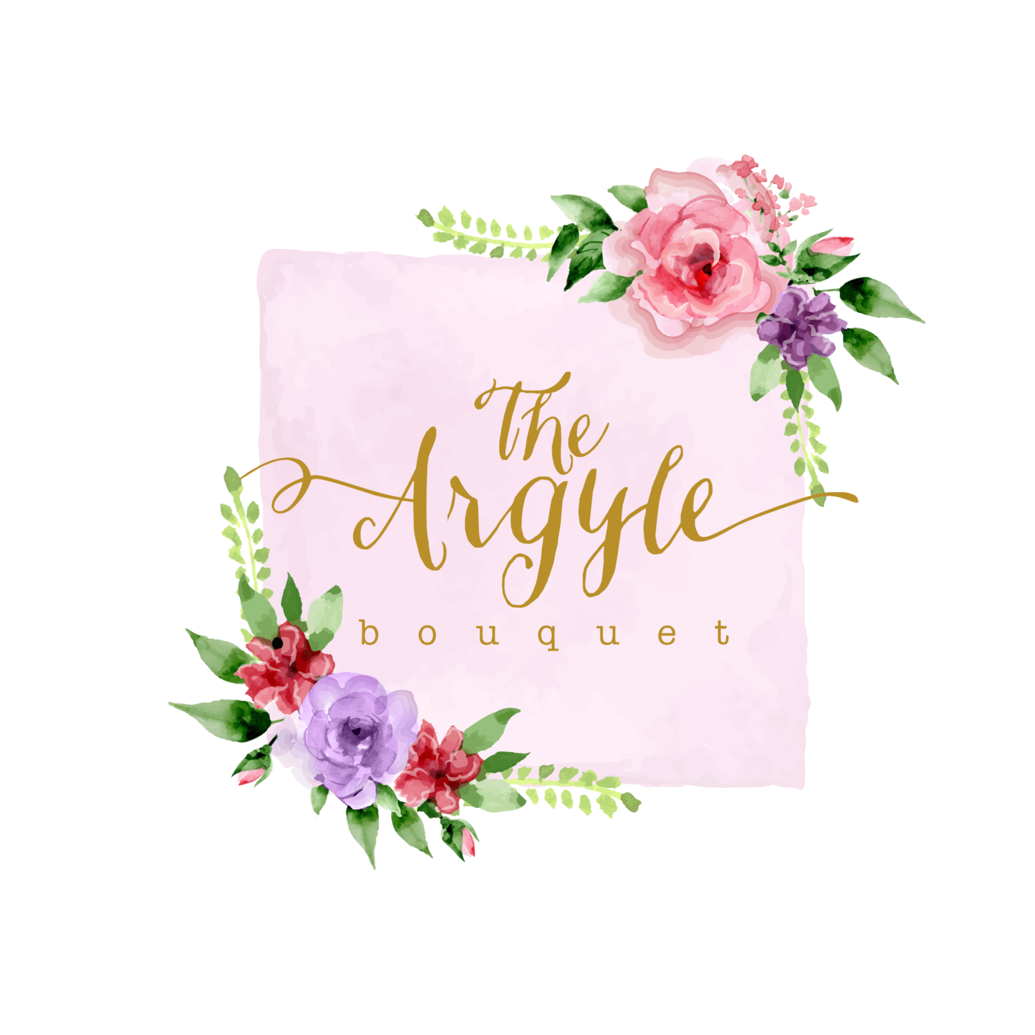 The Argyle Bouquet