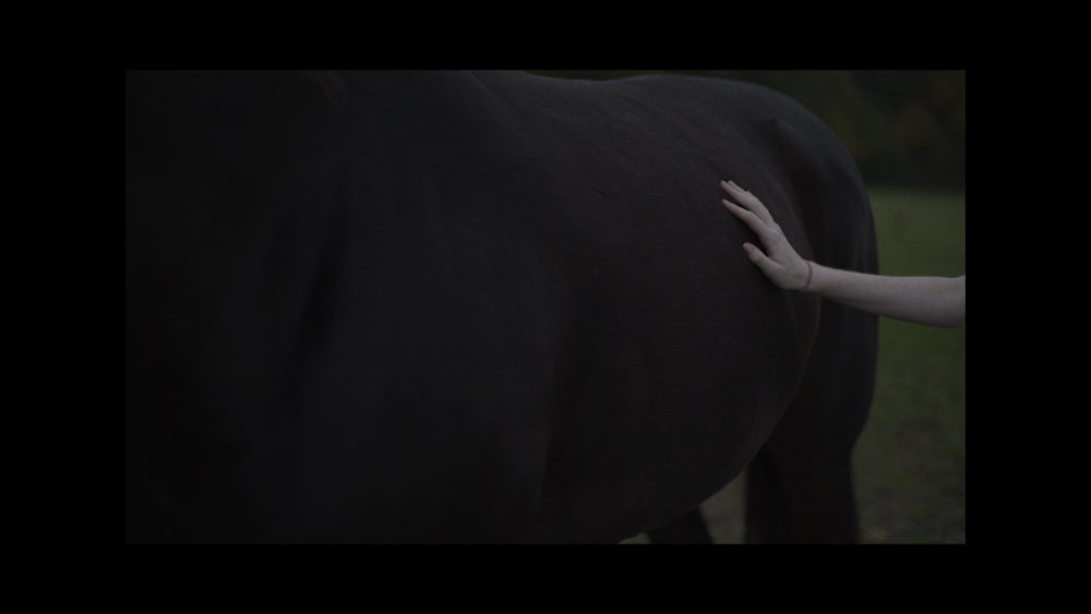 Still from 'Upon My Skin.' Image: Axel Kacoutié