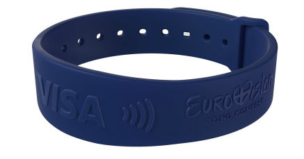 Payment wristband
