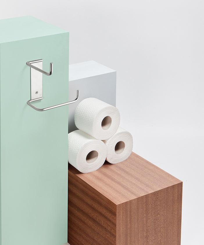 ET bathroom collection:   Roll holder n6  - sic97