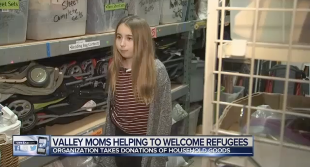 Phoenix Valley Moms Helping to Welcome Refugees, azfamily.com February 6, 2017