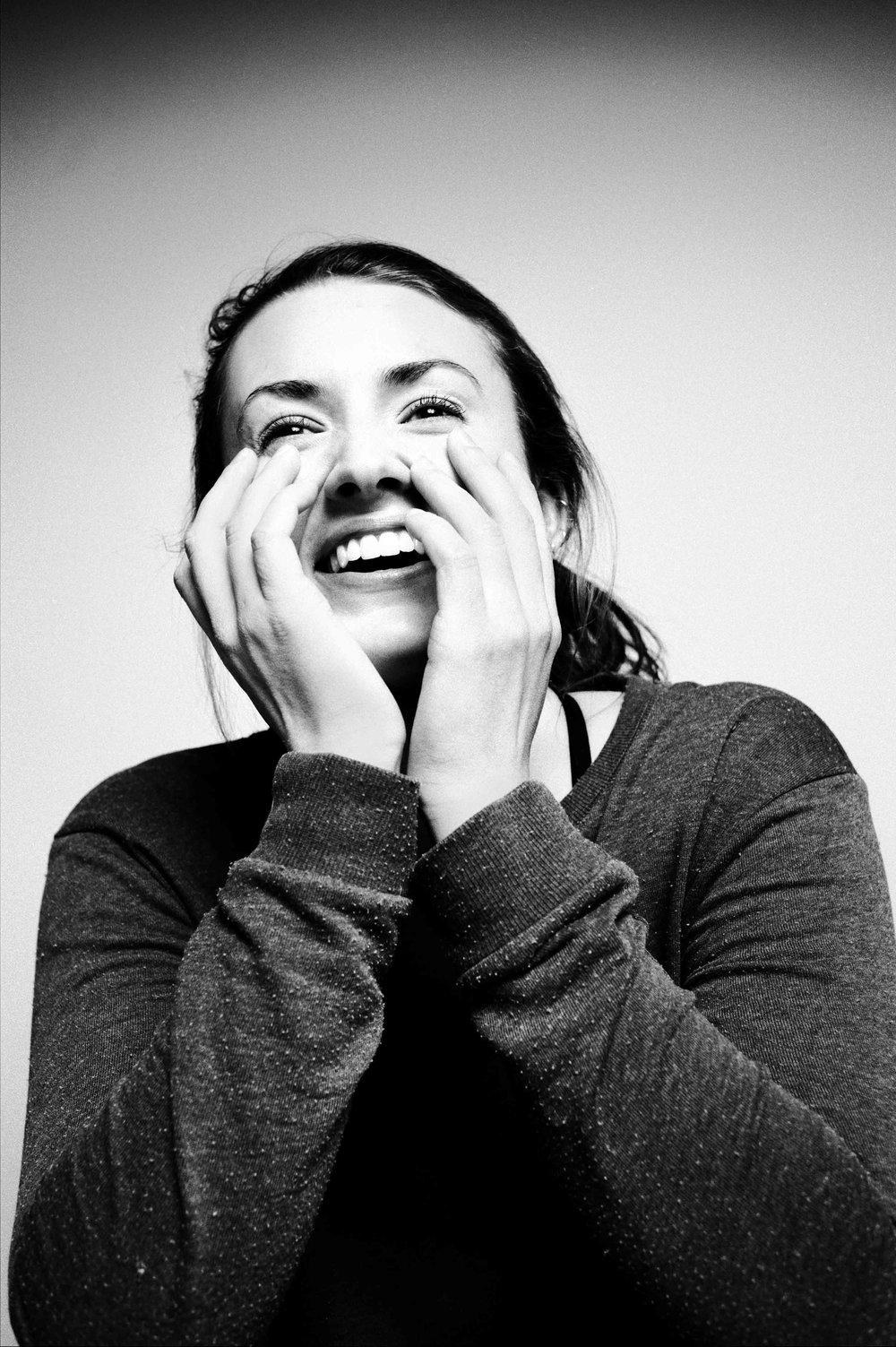 Clairie Berdik Laugh