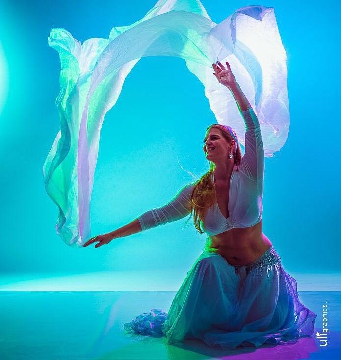 Karin Landzettel - Orientalischer Tanz