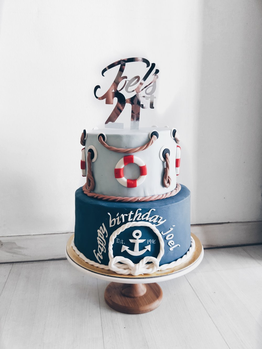 Nautical Theme