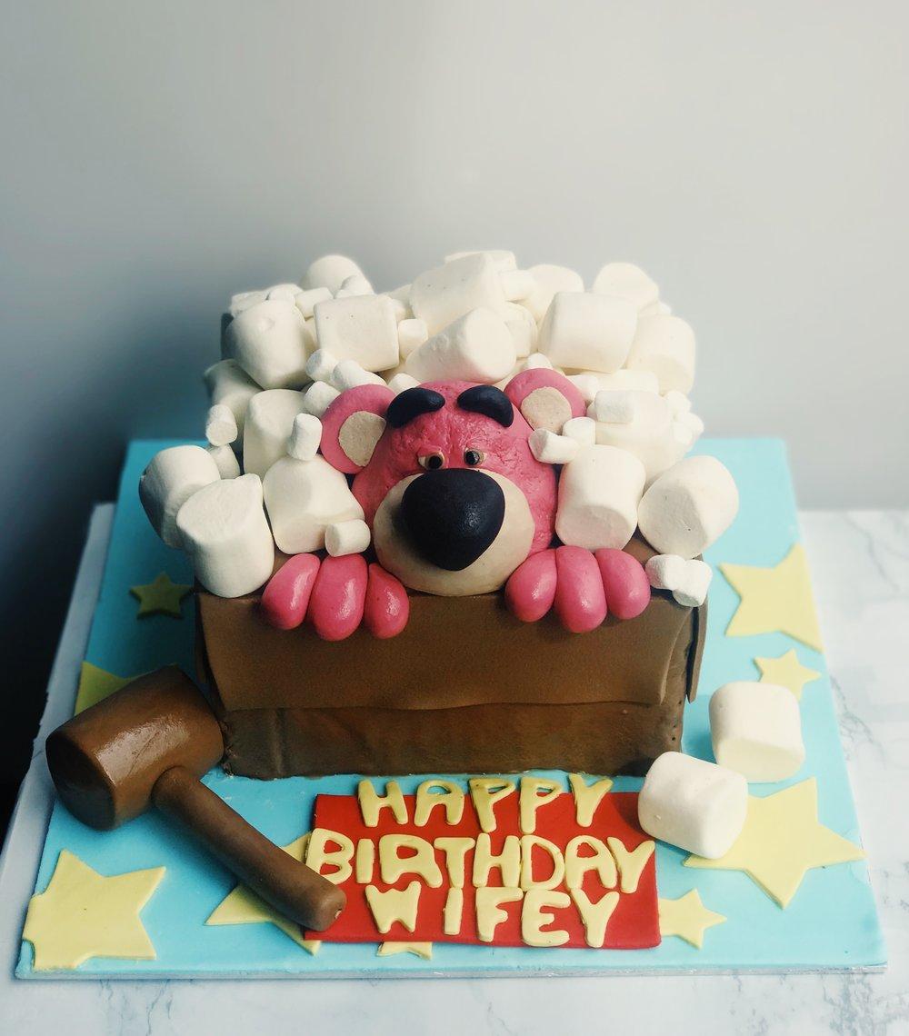 Lotso Cake