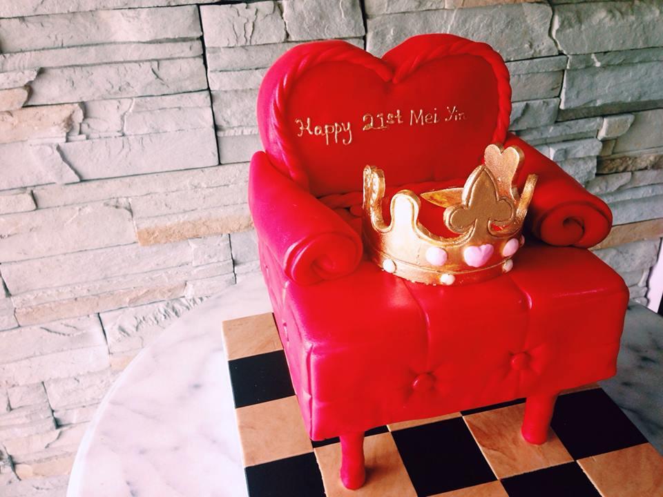 Throne Cake
