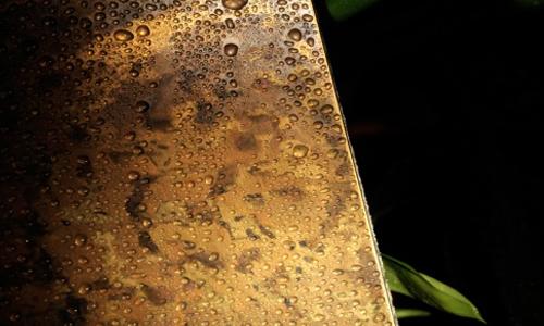 Acid-Etched Copper M018