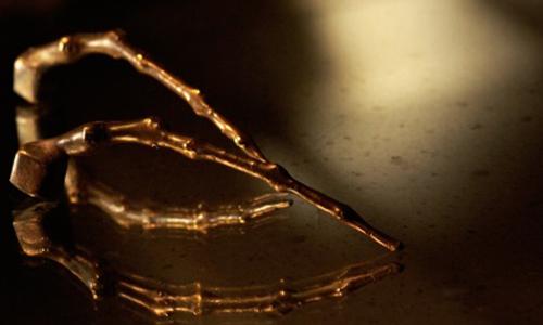 Cast Bronze M017
