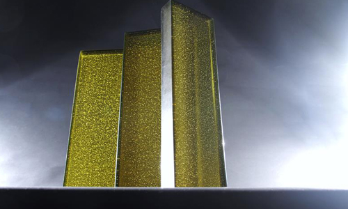 Cast Glass G020