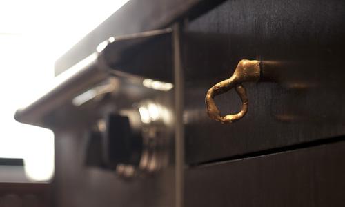 Project: bronze Sculpture -cast bronze knob