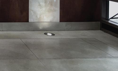 Project: Concrete Floor