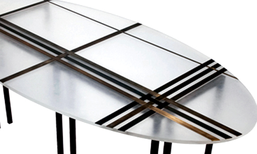 Project: Custom Design Furniture -burberry Table