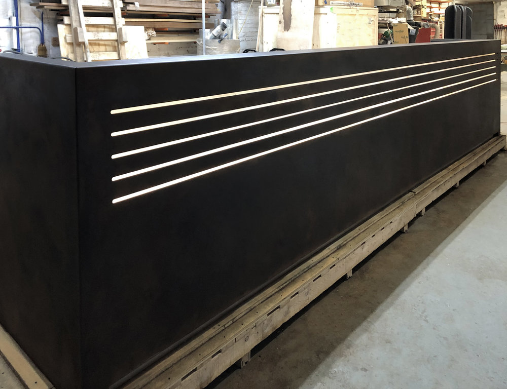 Custom Reception Desk - Master Architectural Fabrication NY.jpeg