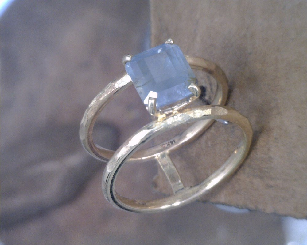 Montana Sapphire yellow gold engagement ring.jpg