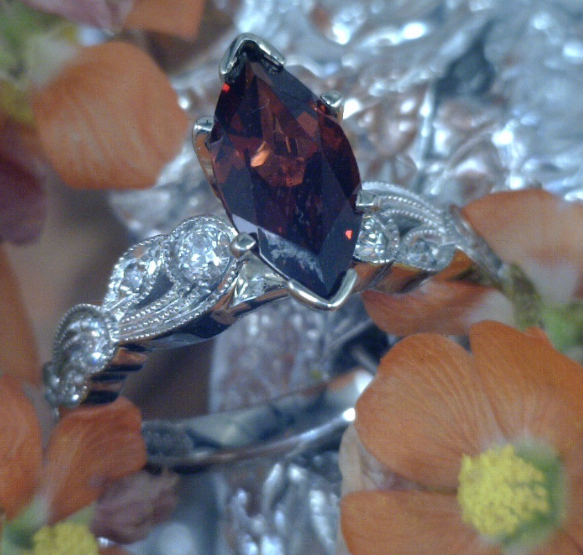 Marquise Garnet with diamonds and Palladium.png